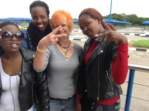 Abafazi - some of my strong women